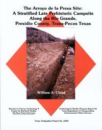 A Stratified Late Prehistoric Campsite Along the Rio Grande, Presidio County, Trans-Pecos Texas