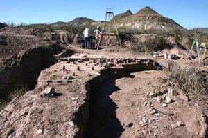 Excavation activities