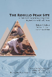 The Rosillo Peak Site: A Prehistoric Mountaintop Campsite in Big Bend National Park, Texas
